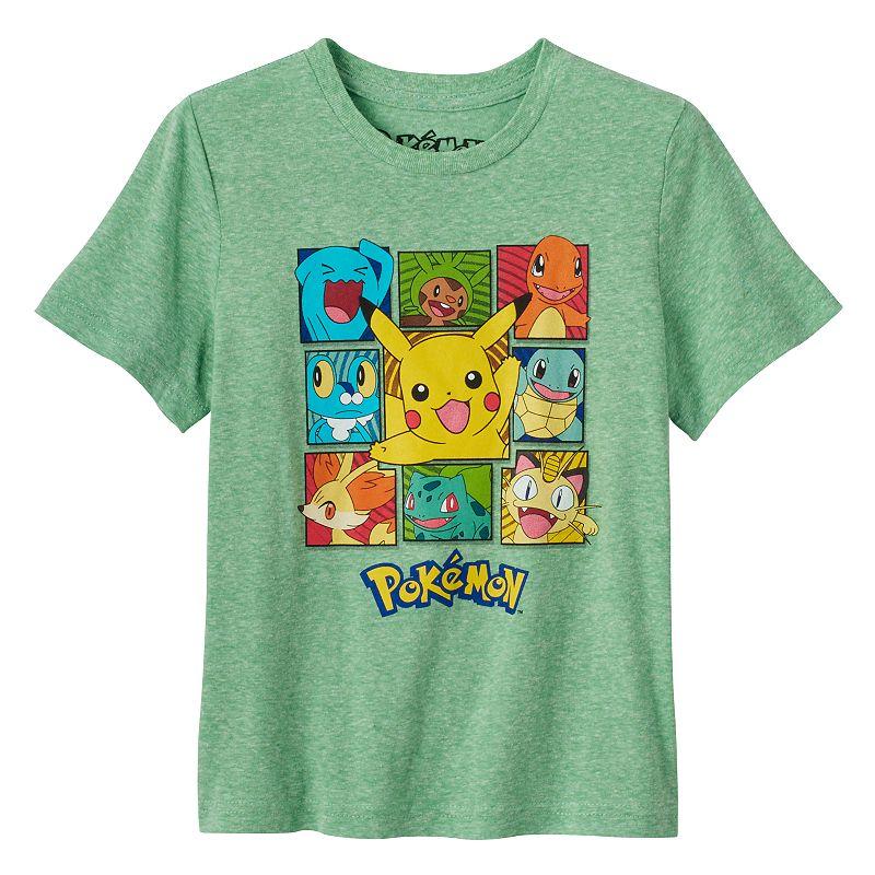 Kohl S Toys Boys 5 7 : Boys pokemon character tee dealtrend