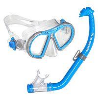U.S. Divers 2-piece Toucan/Eco Junior Mask & Snorkel Set