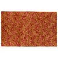 Kaleen Imprints Modern Chevron Wool Rug