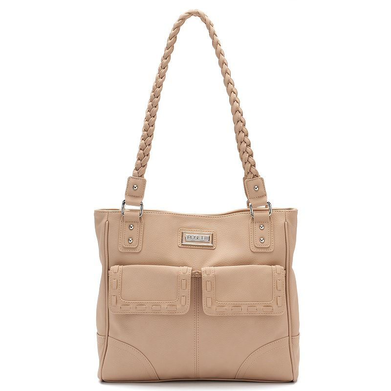 Rosetti Just Stitched Woven Tote