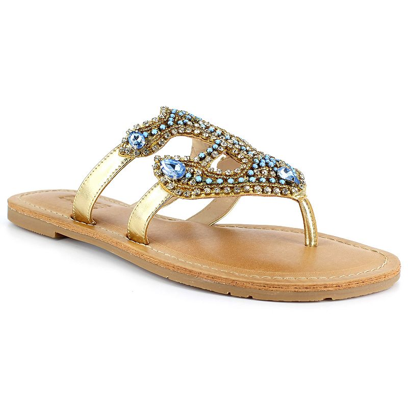 Dolce by Mojo Moxy Ahoy Women's Thong Sandals