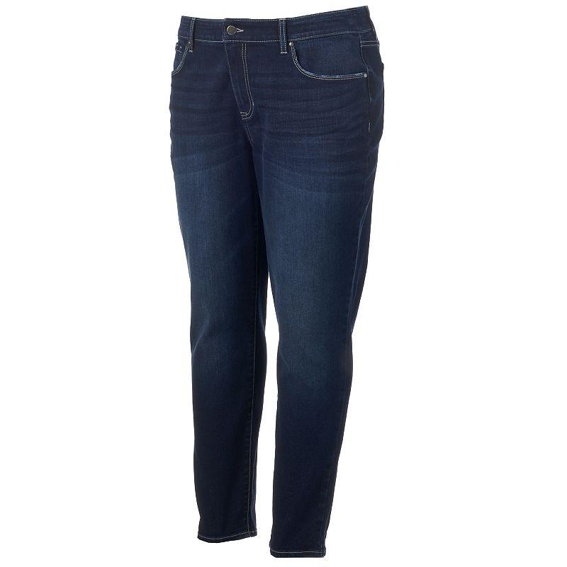 Plus Size Apt. 9® Skinny Ankle Jeans