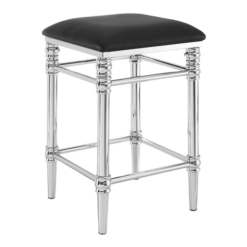 Linon Vega Counter Stool Dealtrend