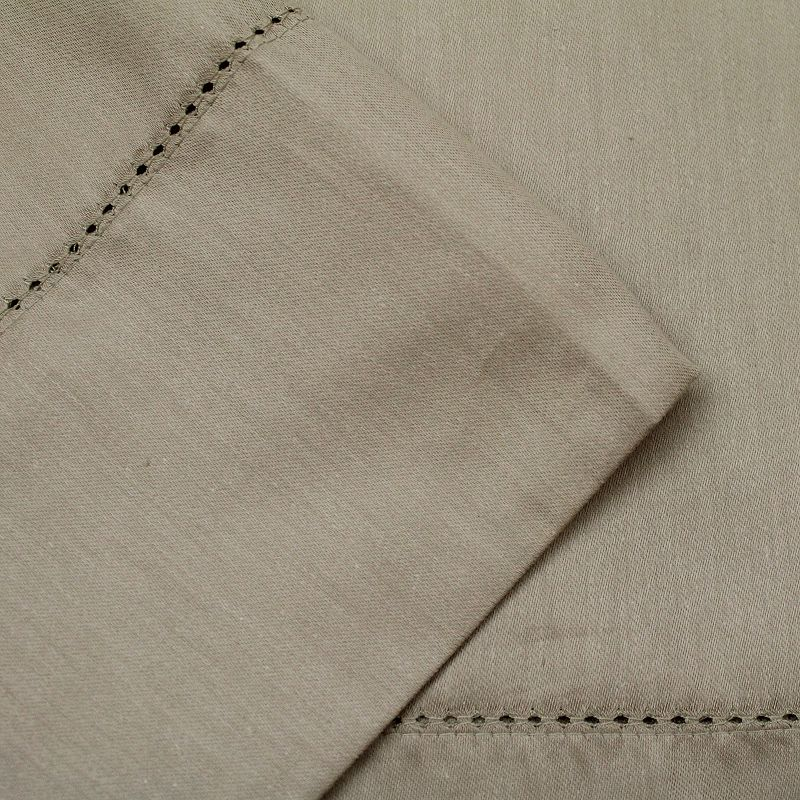 Egyptian Cotton 600 Thread Count Solid Sheet Set