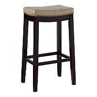 Linon Claridge Bar Stool