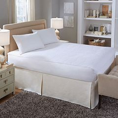 Serta Plush Velour Programmable Electric Heated Warming Mattress Pad by