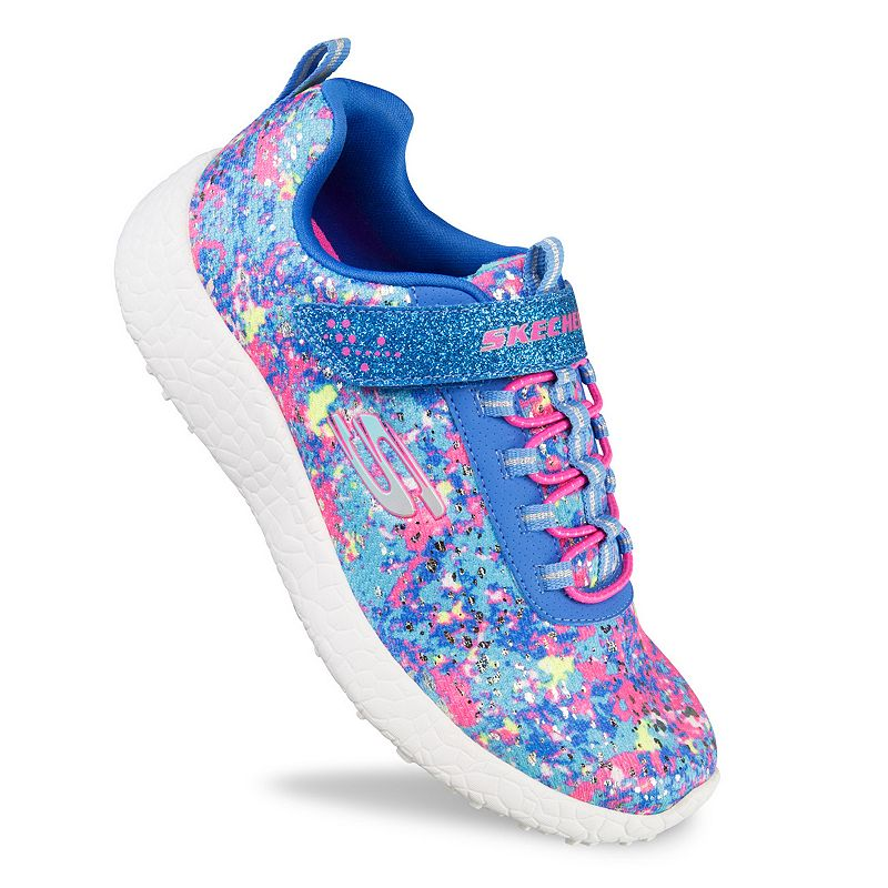 Skechers Burst Illuminations Girls' Athletic Shoes