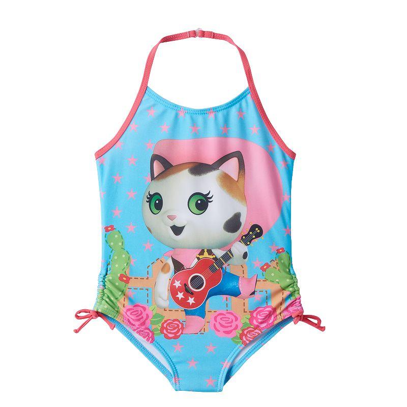 Disney's Sheriff Callie Girls 4-6x One-Piece Swimsuit