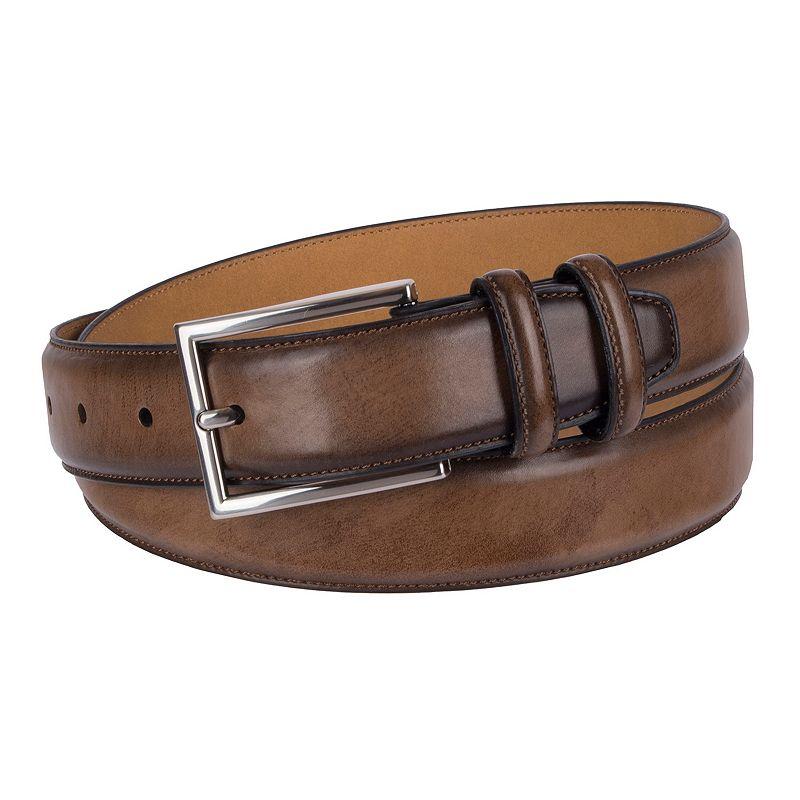 Men's Croft & Barrow® Feather-Edge Dress Belt
