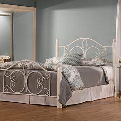 Hillsdale Furniture Ruby Wood Headboard & Footboard Set by