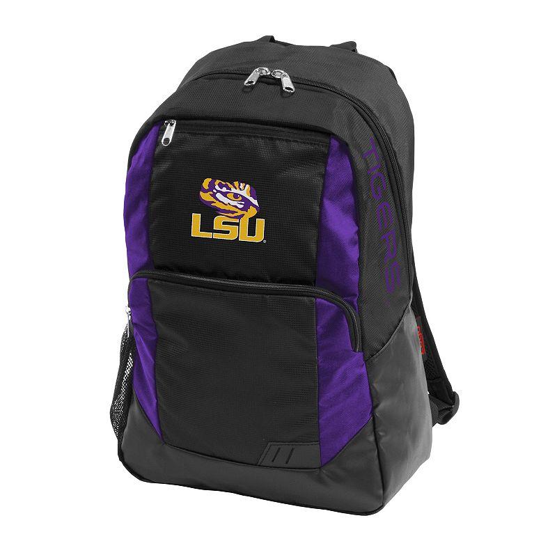 Logo Brand LSU Tigers Closer Backpack