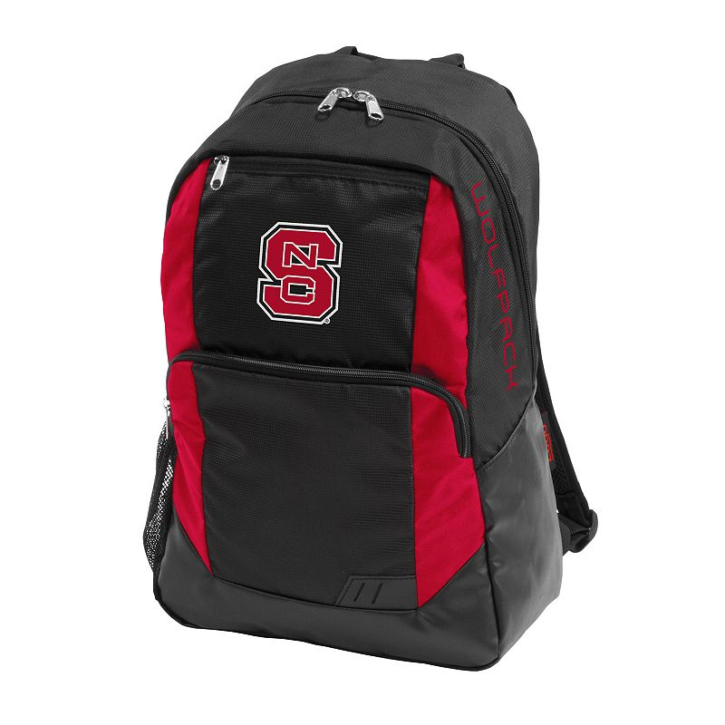 Logo Brand North Carolina State Wolfpack Closer Backpack