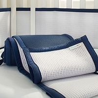 Breathable Baby Deluxe Mesh Crib Liner