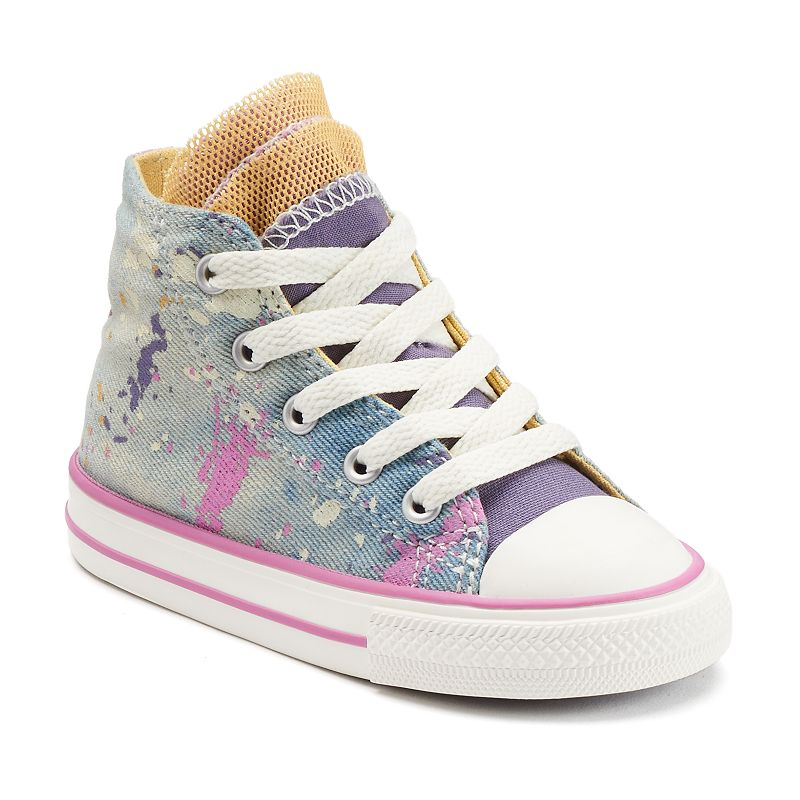 Kid's Converse Chuck Taylor All Star Party Hi Sneakers