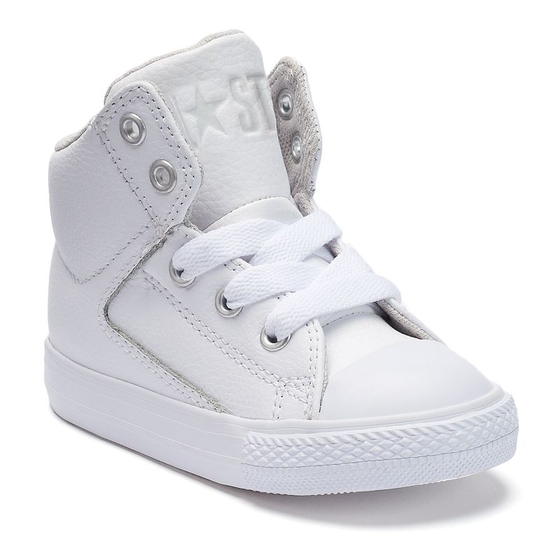 Toddler Converse Chuck Taylor All Star High Street Hi Leather Sneakers
