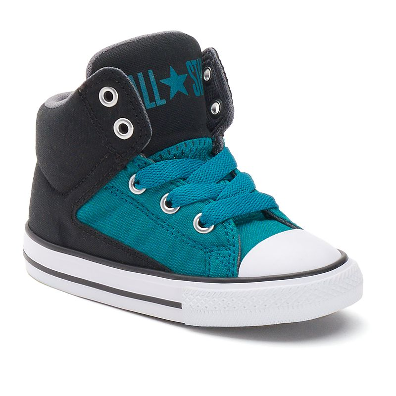 Toddler Converse Chuck Taylor All Star High Street Rebel Sneakers