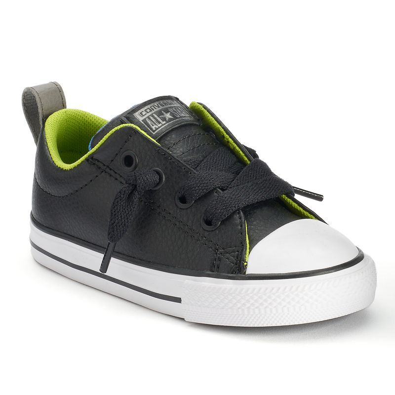 Toddler Converse Chuck Taylor All Star Street Leather Sneakers