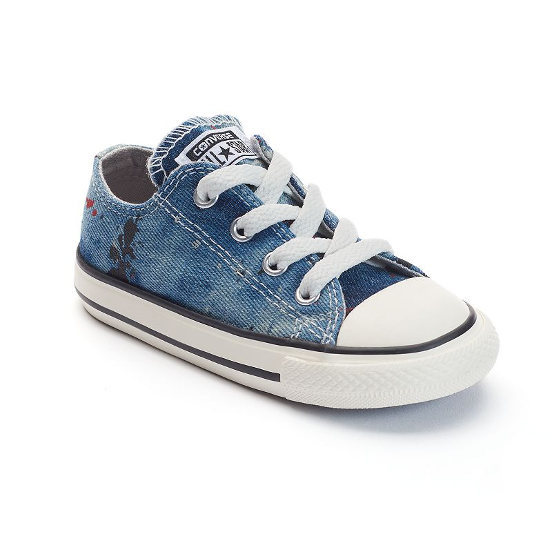 Toddler Converse Chuck Taylor All Star Denim Shoes