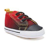 Baby Converse Chuck Taylor First Star Easy-Slip Hi Crib Shoes