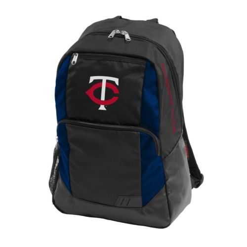 Logo Brand Minnesota Twins Closer Backpack