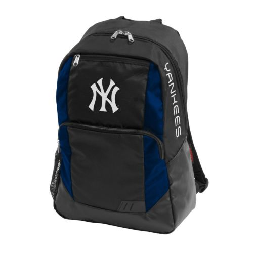 Logo Brand New York Yankees Closer Backpack