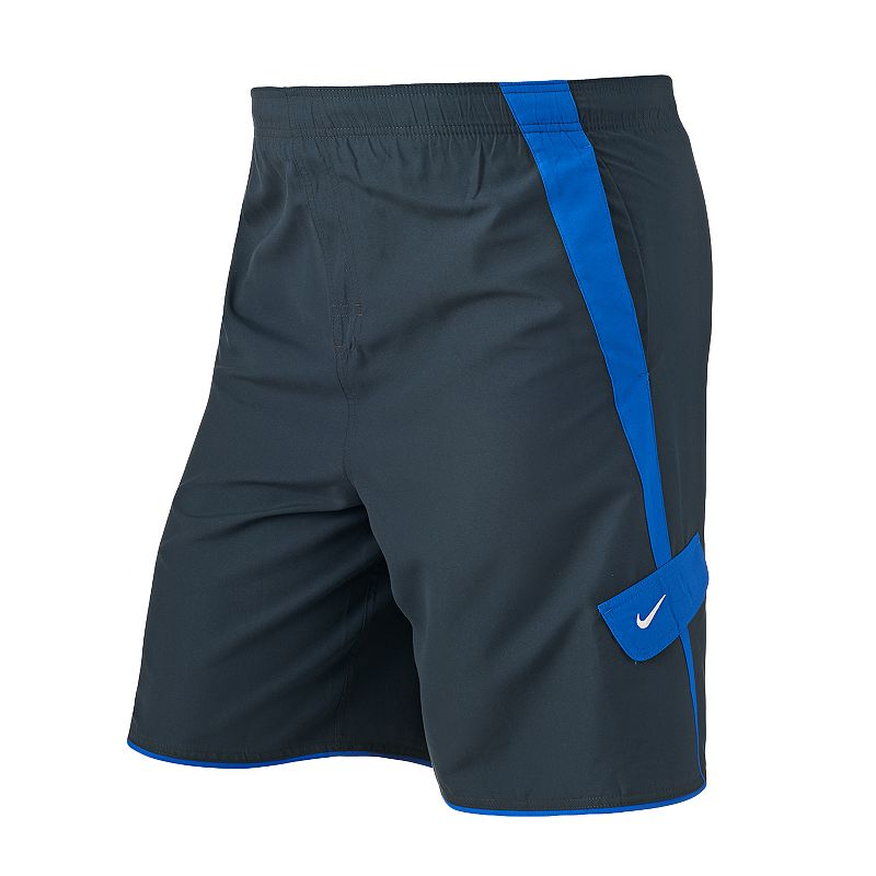 Big & Tall Nike Side-Striped Volley Shorts