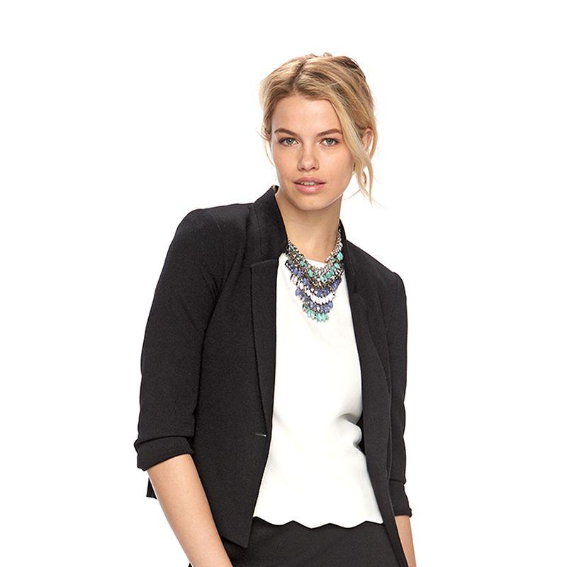 Women's ELLE™ Textured Blazer