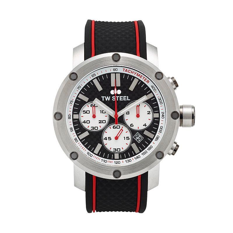 TW Steel Men's Grandeur Tech Chronograph Watch - TS2