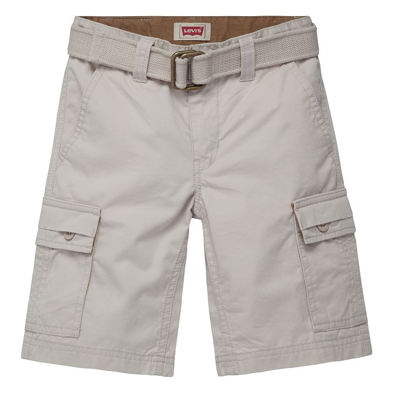 Toddler Boy Levi's Belted Cargo Shorts