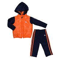 Toddler Boy RBX Puffer Jacket & Pants Set