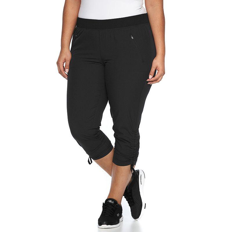 Plus Size Tek Gear® Convertible Hiking Capris