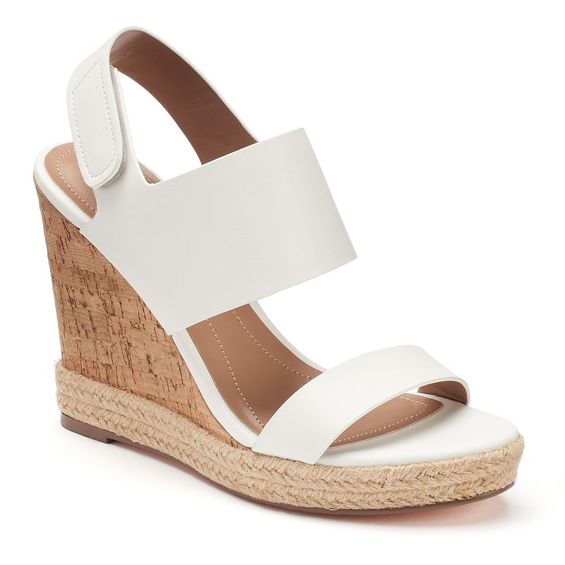 Style Charles by Charles David Opener Women's Wedge Sandals