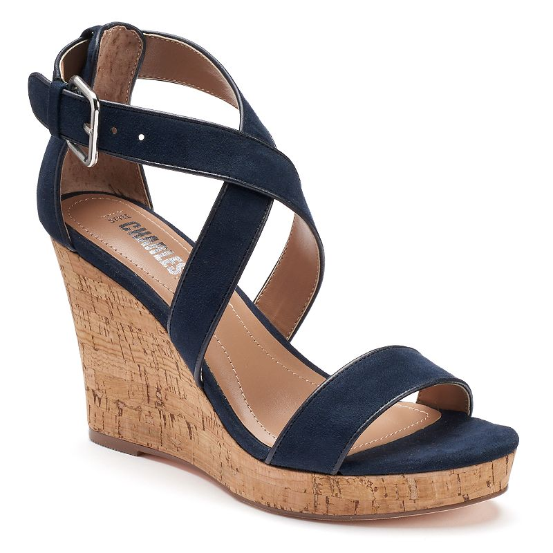 Style Charles by Charles David Lively Women's Wedge Sandals