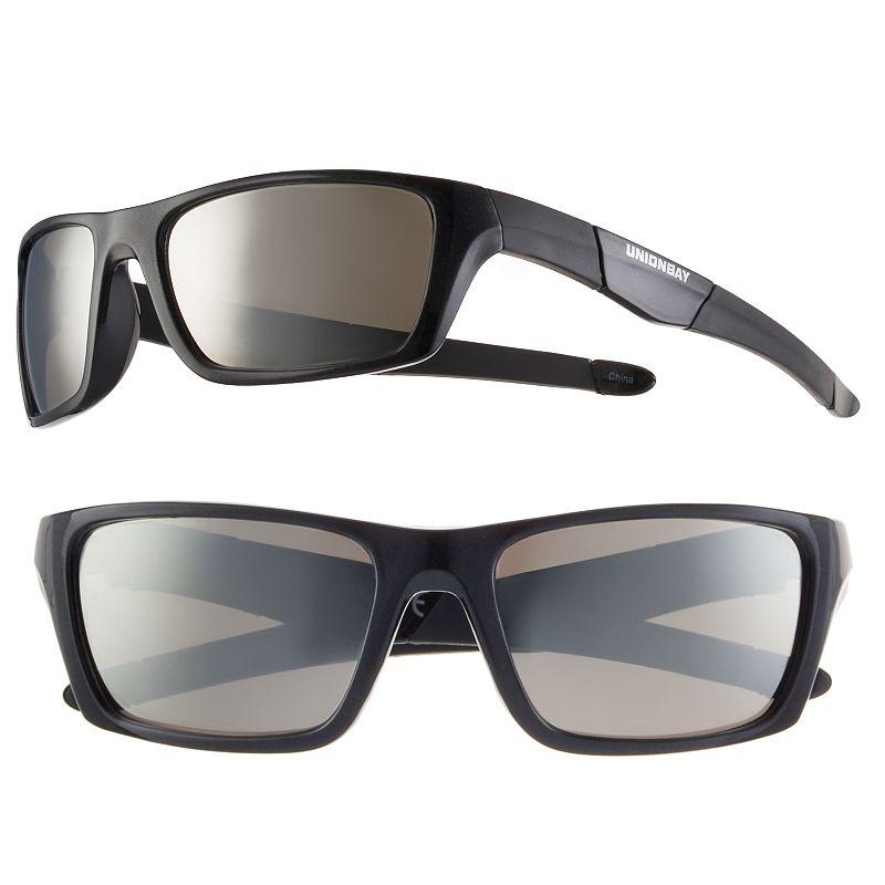 Men's Unionbay Sporty Rectangle Sunglasses