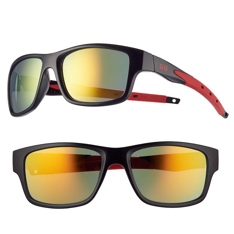 Men's Unionbay Rectangle Sunglasses