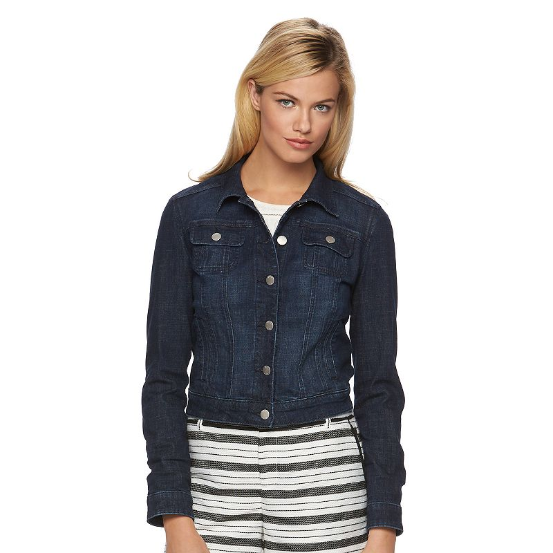 Women's ELLE™ Jean Jacket