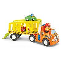 Kidoozie Zoom 'n Go Car Carrier by International Playthings
