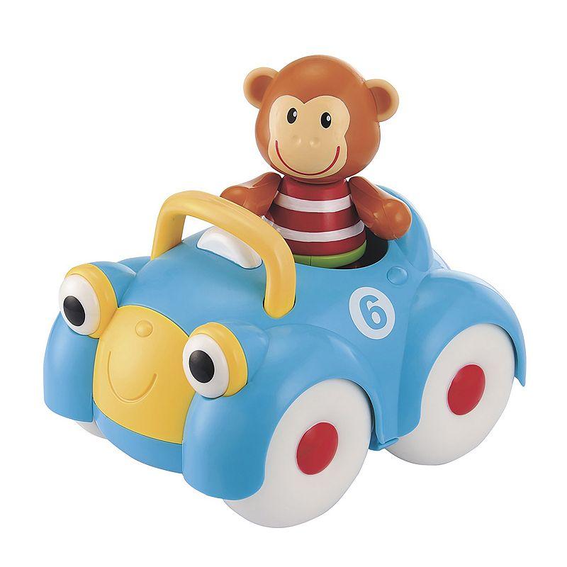 ELC Toybox Monty Monkey & His Motor Car by International Playthings