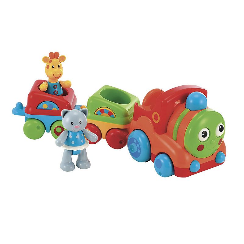 ELC Toybox Music Animal Train by International Playthings