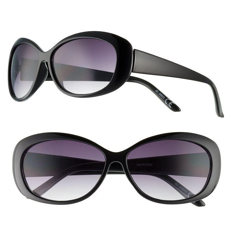 Women's Apt. 9® Oval Wrap Sunglasses