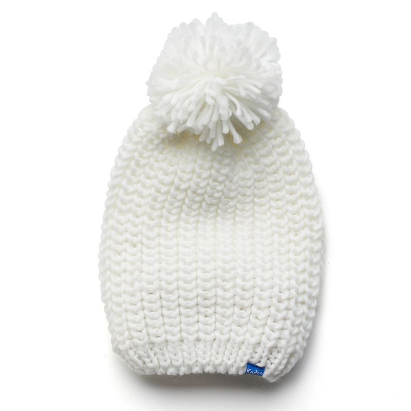 Women's Keds Cable-Knit Slouchy Beanie