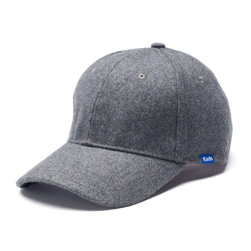 Women's Keds Solid Wool Baseball Hat
