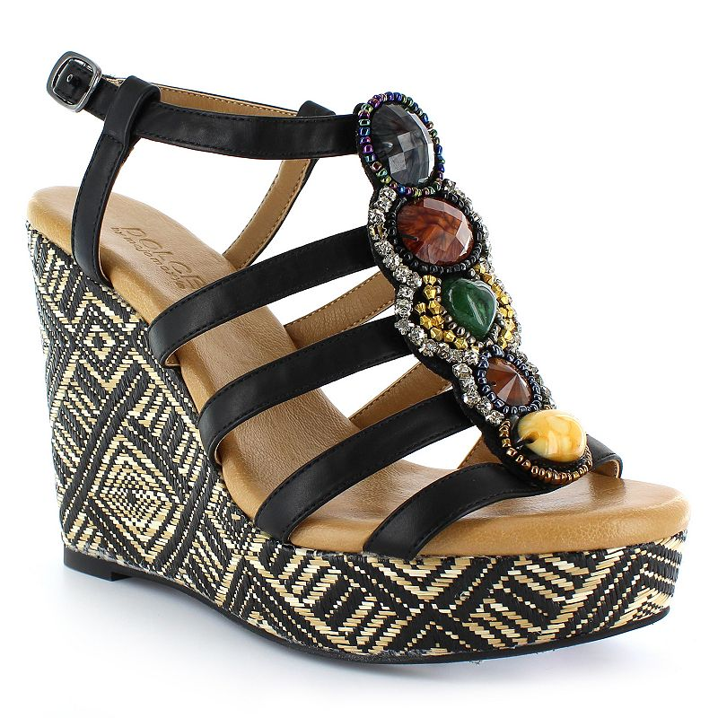 Dolce by Mojo Moxy Corona Women's Wedge Sandals