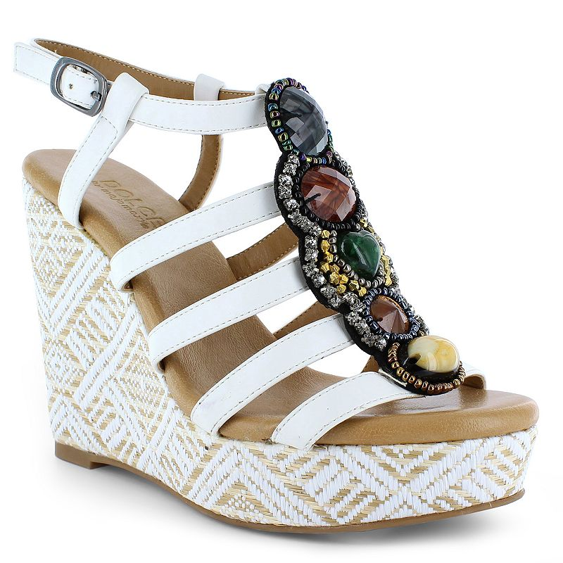Dolce by Mojo Moxy Corona Women's Wedge Sandals