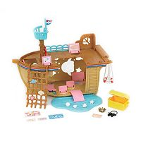 Calico Critters Adventure Treasure Ship Set by International Playthings