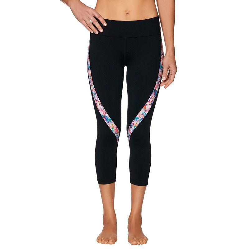 Women's Shape Active Forward Capri Workout Tights