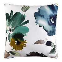 37 West Mia 300 Thread Count Square Throw Pillow