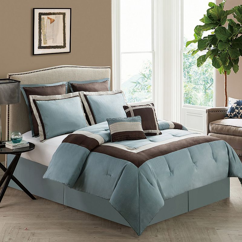 VCNY Hotelier 8-piece Bed Set
