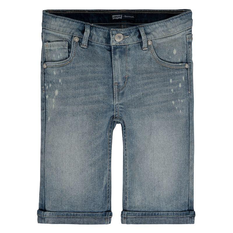 Girls 7-16 Levi's Destructed Sweetie Bermuda Shorts