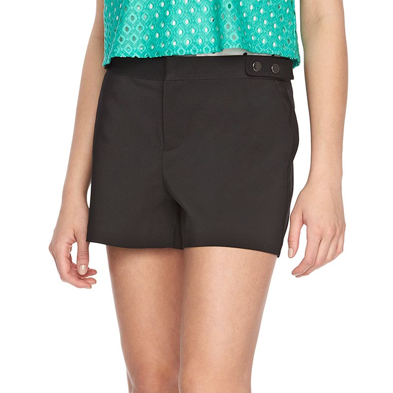 Women's ELLE™ Solid Shorts